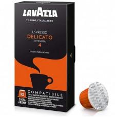 Кофе в капсулах Lavazza Delicato Nespresso 10 шт.
